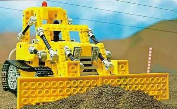 Se un Bulldozer accumula materiale davati a se, dopo un po' non riuscirà più a muoversi. Allo stesso modo noi dobbiamo imparare a gestire i problemi per poterli superare