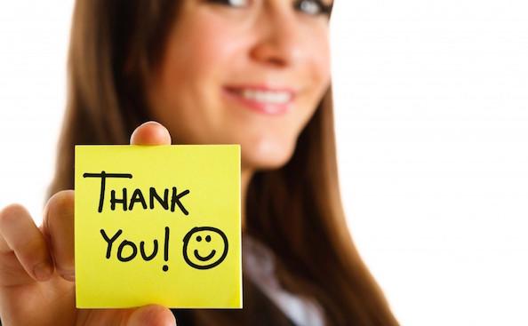 Il cliente felice rende la vita più felice